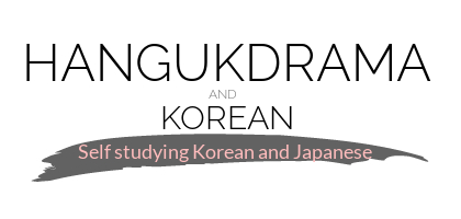 Hangukdrama and Korean